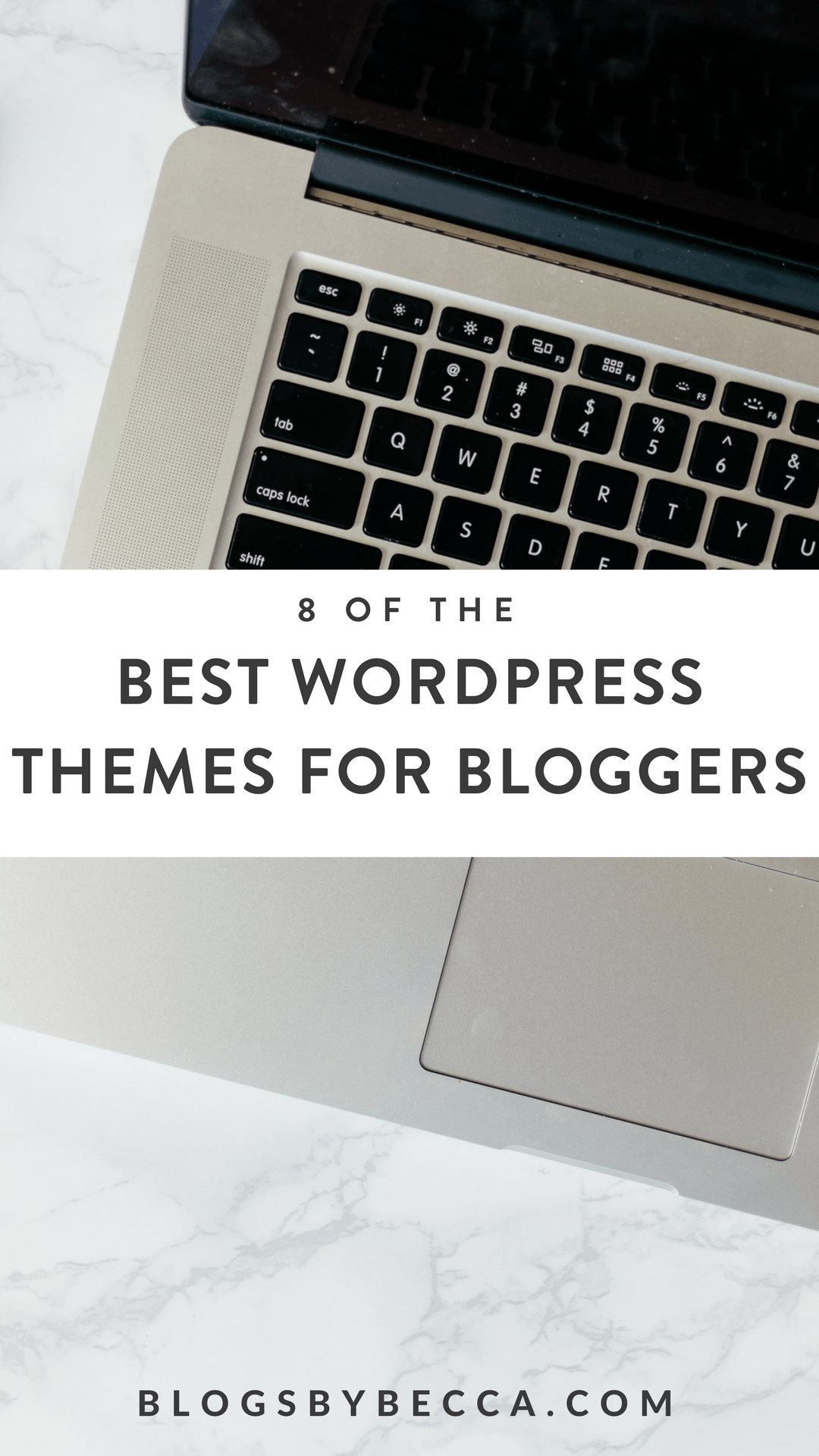The Best WordPress Themes for Bloggers! These WordPress themes are great for beginner bloggers or advanced bloggers. Designing your blog is easy with these themes. Click through to see them all!