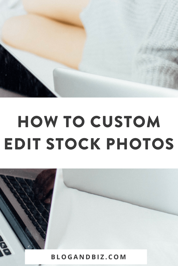 How to Use Stock Photos for your Blog! Stock photos don't have to be boring! You can customize stock photos for your blog! These are great blog tips! #blog, #blogging, #blogtips, #blogbiz, #photography, #stockphotos